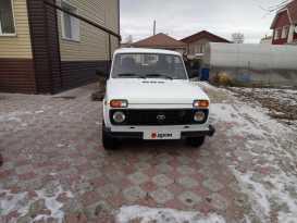 Абакан 4x4 2121 Нива 2012