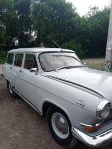 Кемерово 22 Волга 1965