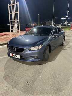 Минеральные Воды Mazda6 2017