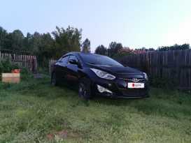 Красноярск i40 2012