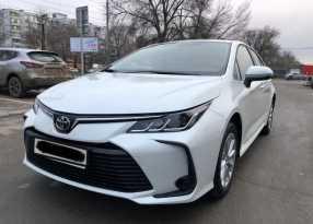 Ростов-на-Дону Corolla 2020