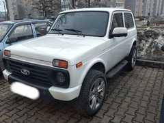 Киров 4x4 2121 Нива 2011