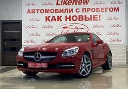 Нижний Новгород SLK-Class 2012