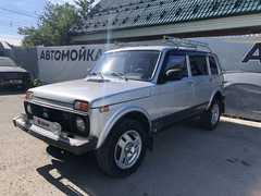 Новосибирск 4x4 2131 Нива 2011
