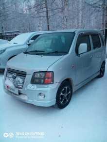 Нижневартовск Wagon R Solio 2001