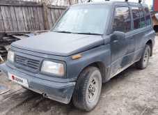 Новосибирск Escudo 1992