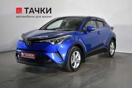 Иркутск Toyota C-HR 2018