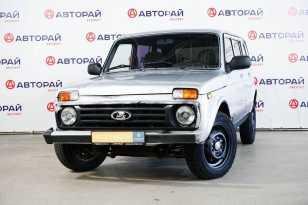 Ульяновск 4x4 2131 Нива 2012