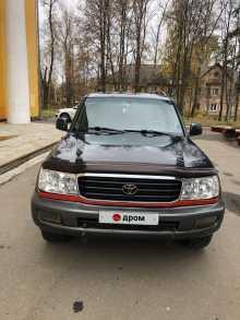 Москва Land Cruiser 1998