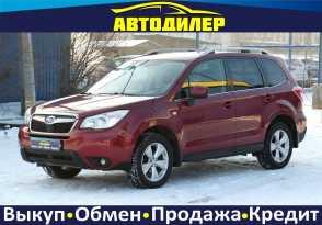 Новокузнецк Forester 2014