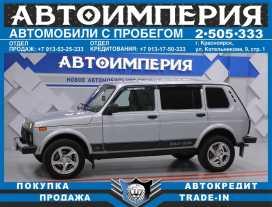 Красноярск 4x4 2131 Нива 2015