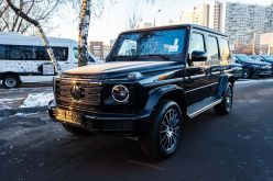 Москва G-Class 2021