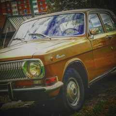 Кемерово 24 Волга 1983