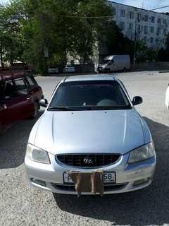 Махачкала Accent 2007
