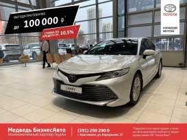 Красноярск Toyota Camry 2020