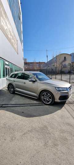 Челябинск Audi Q7 2016