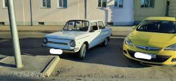 Вологда Запорожец 1991