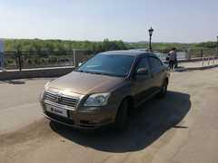 Шадринск Avensis 2005