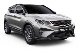 Шахты Coolray SX11 2021