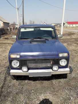 Полысаево 4x4 2131 Нива 1998