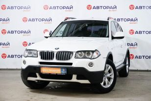 Ульяновск BMW X3 2010