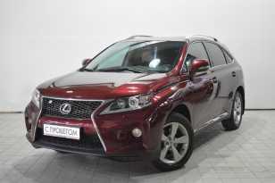 Сургут Lexus RX270 2014