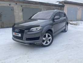 Улан-Удэ Audi Q7 2009