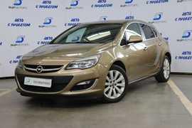 Нижний Новгород Opel Astra 2013