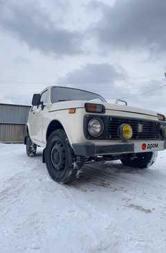 Иркутск 4x4 2121 Нива 1989