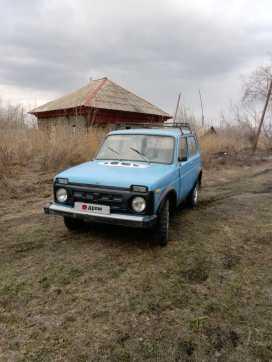 Мамонтово 4x4 2121 Нива 1983
