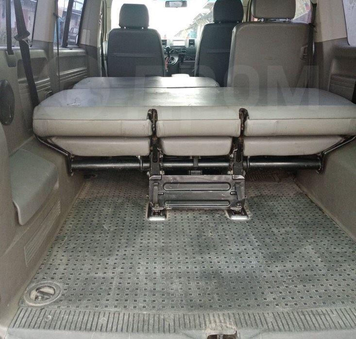 Переделка сидений фольксваген транспортер зеркала на транспортер