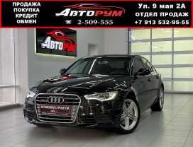 Красноярск Audi A6 2013