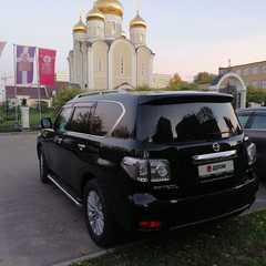 Москва Patrol 2012