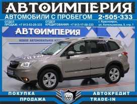 Красноярск Forester 2014