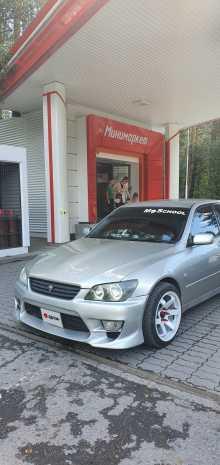Барнаул Altezza 2000