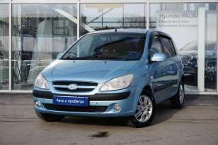 Ульяновск Hyundai Getz 2006