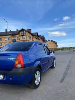 Великий Новгород Renault Logan 2008