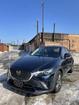 Владивосток Mazda CX-3 2016