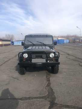 Кызыл УАЗ 469 1995