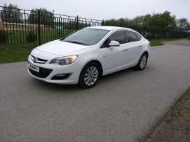 Липецк Opel Astra 2013