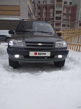 Казань Niva 2004