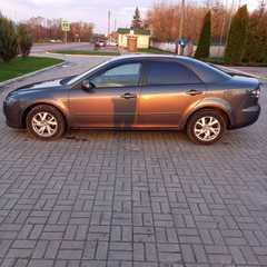 Белгород Mazda6 2005