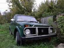 Сердобск 4x4 2121 Нива 1987