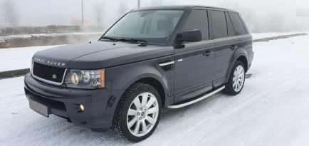 Волжский Range Rover Sport