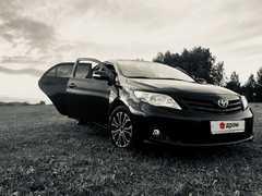 Собинка Corolla 2012
