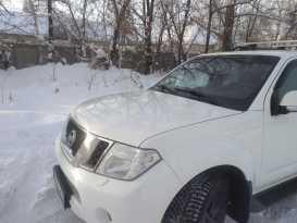Горно-Алтайск Pathfinder 2011