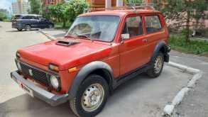 Владимир 4x4 2121 Нива 1986