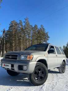 Улан-Удэ Pathfinder 2001