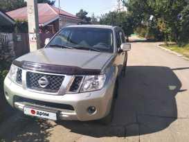 Краснодар Pathfinder 2011