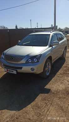 Уфа RX400h 2007